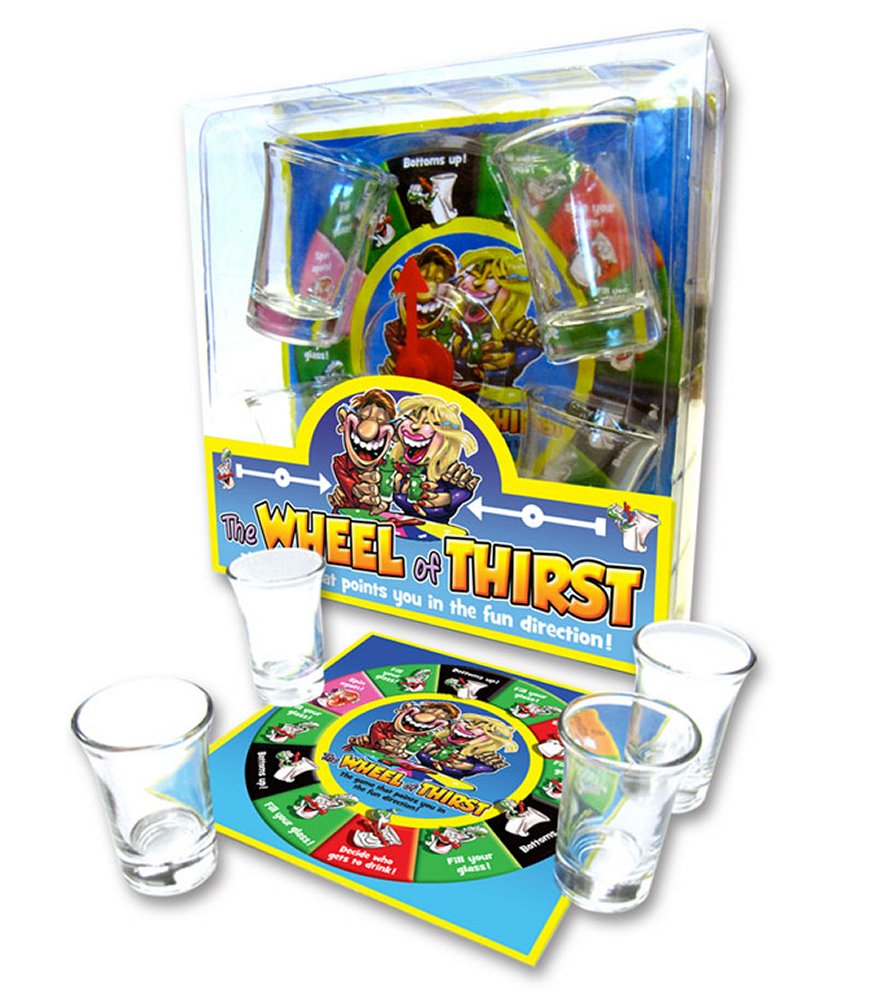 Wheel of Thirst