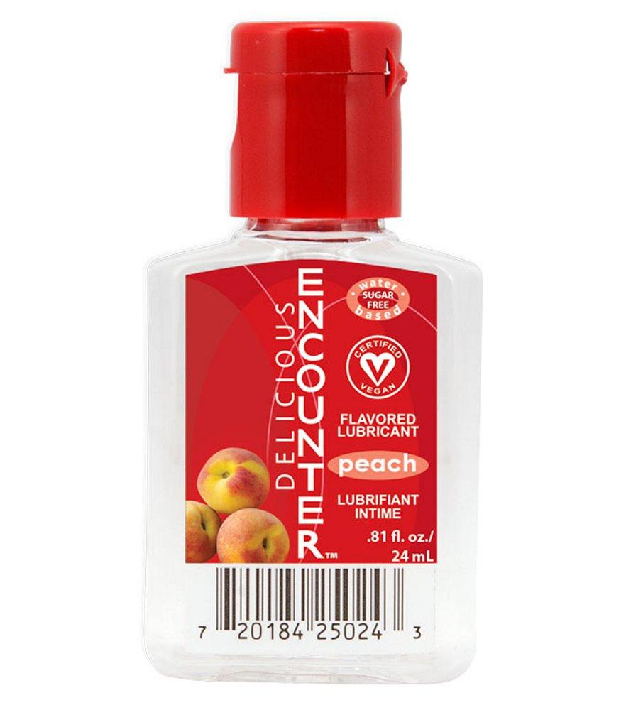 Delicious Encounter Peach Flavored Lube