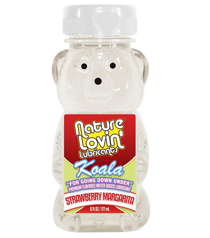 Koala Strawberry Margarita Lube 6 oz