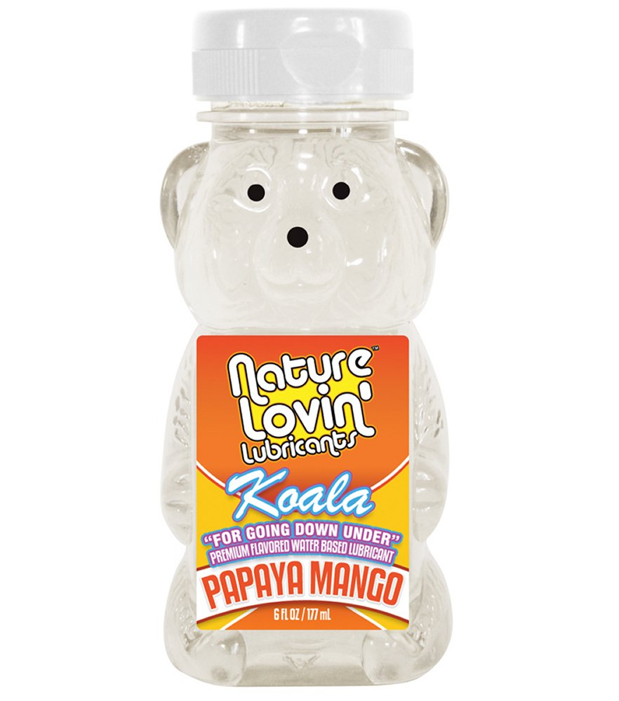 Koala Papaya Mango Lube 6 oz