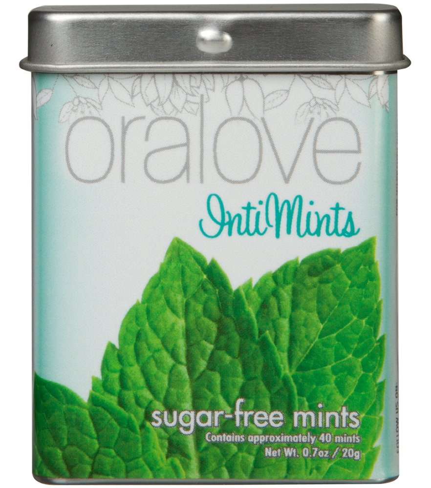 Oralove Mint Flavored IntiMints