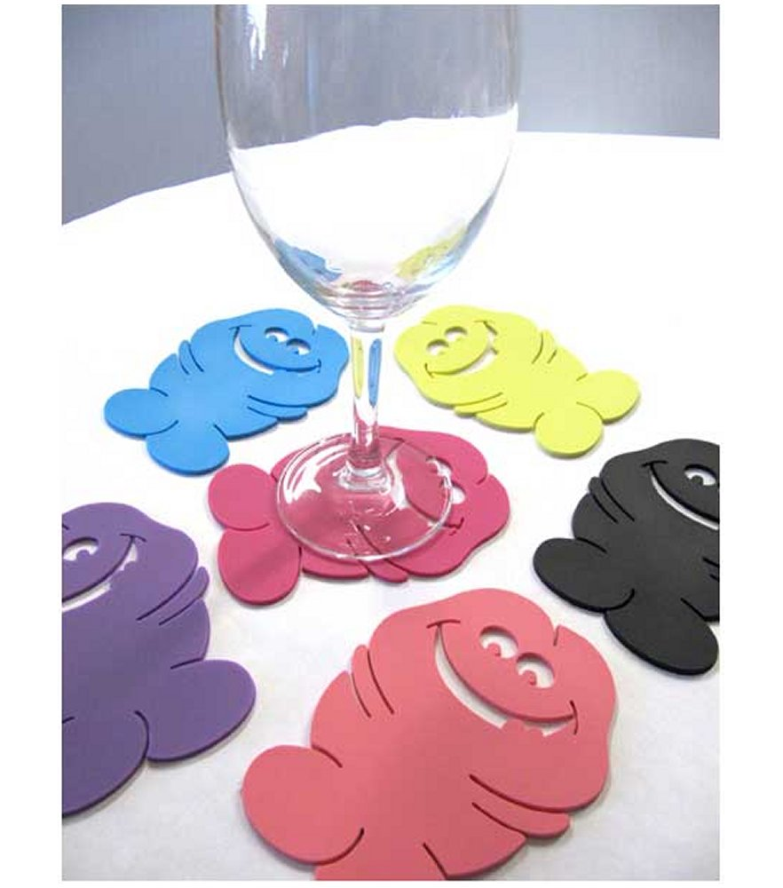 Pecker Coasters