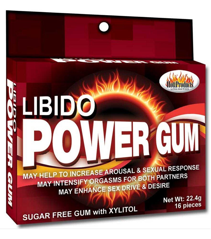 Libido Power Gum