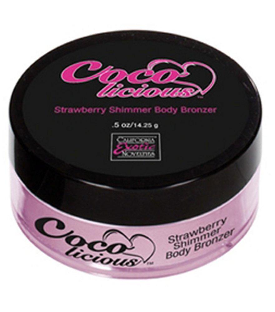 Coco Licious Pheromone Strawberry Bronzer