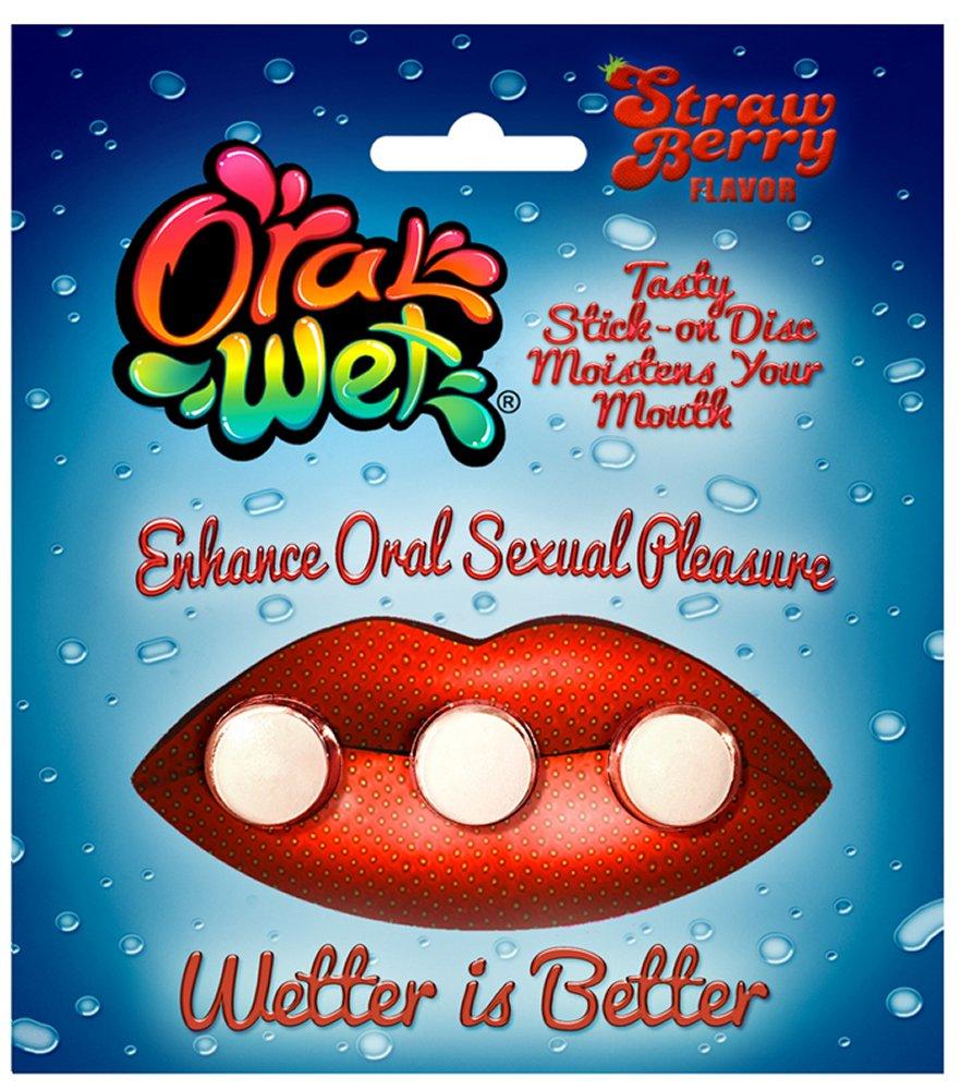 Oral Wet Strawberry