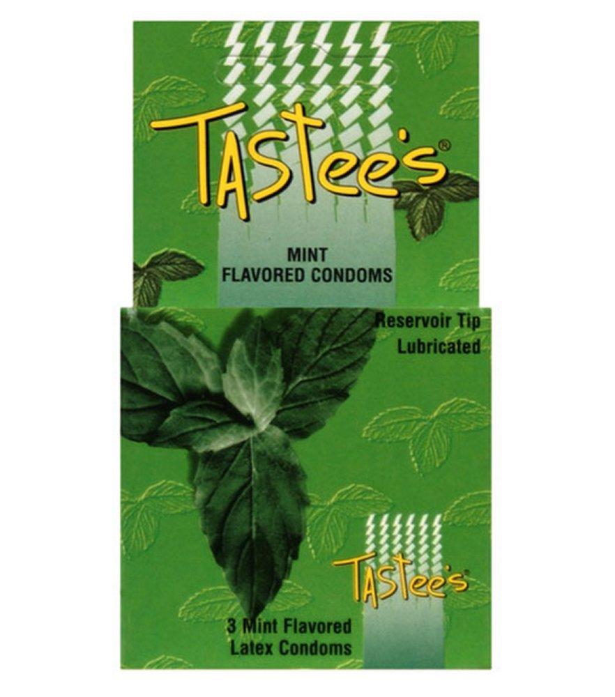 Tastee's Mint Flavored Condoms