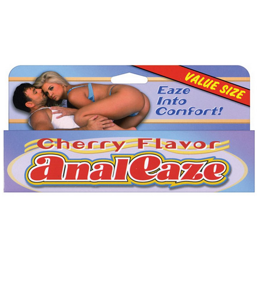 Anal Eaze Cherry Flavored Anal Lube