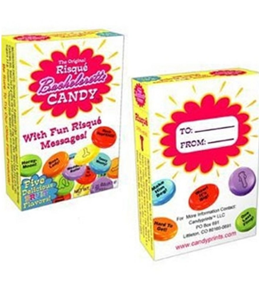 Risque Bachelorette Candy