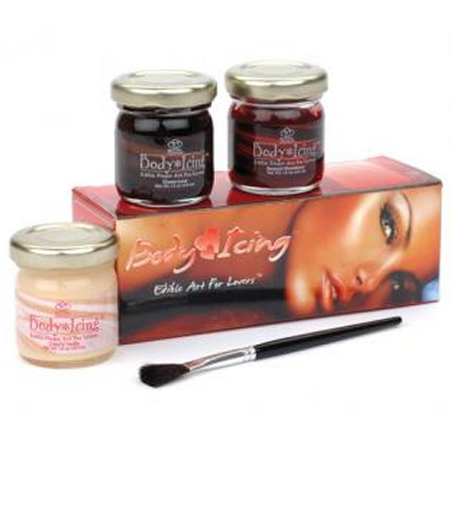 Body Icing Gift Set Pack of 3