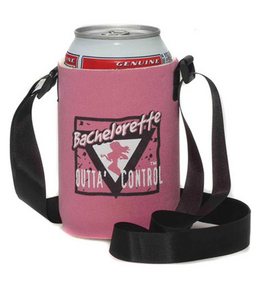 Bachelorette Can Koozie