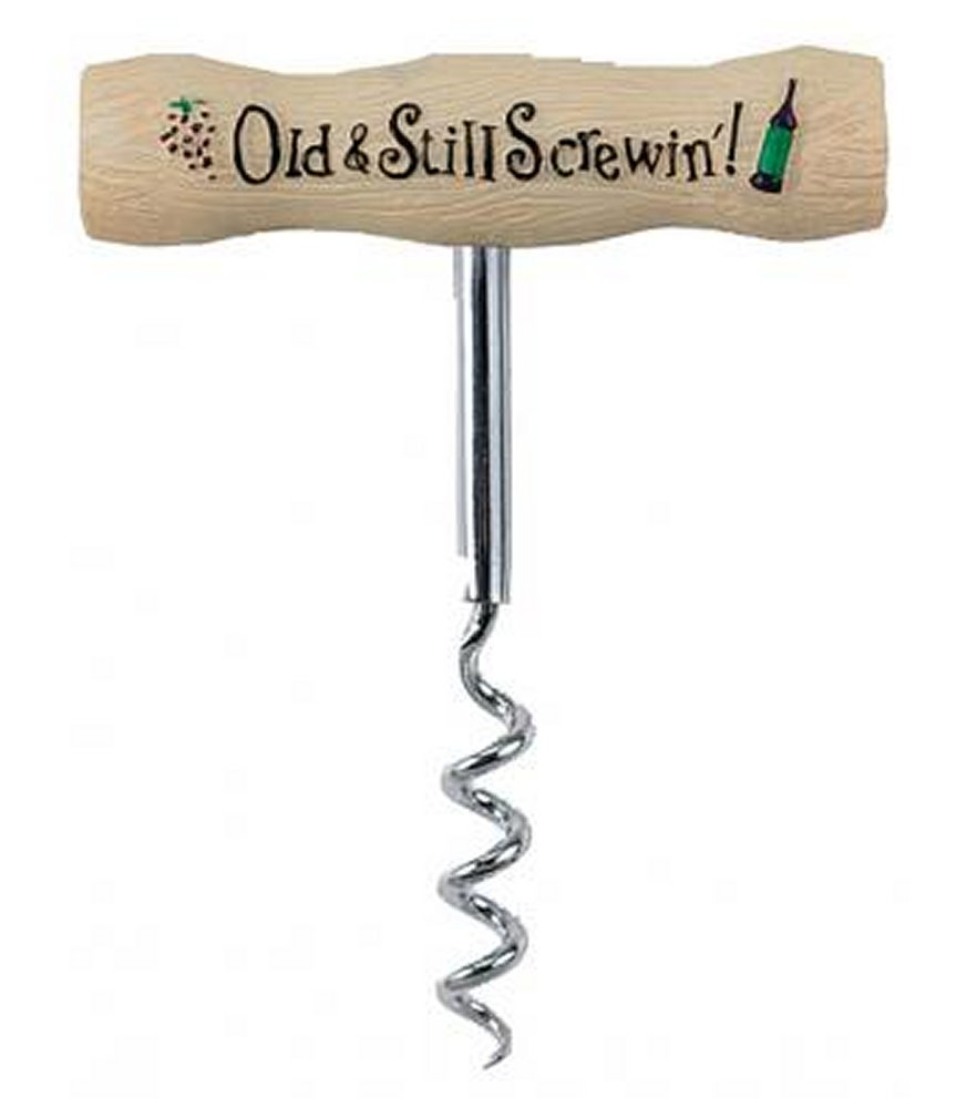 Old Winey's Old and Still Screwin' Cork Screw