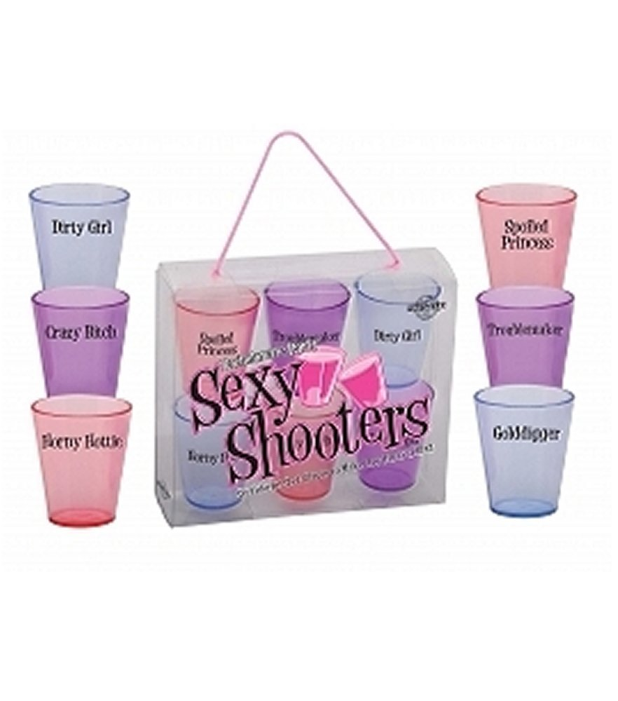 Bachelorette Party Sexy Shooters