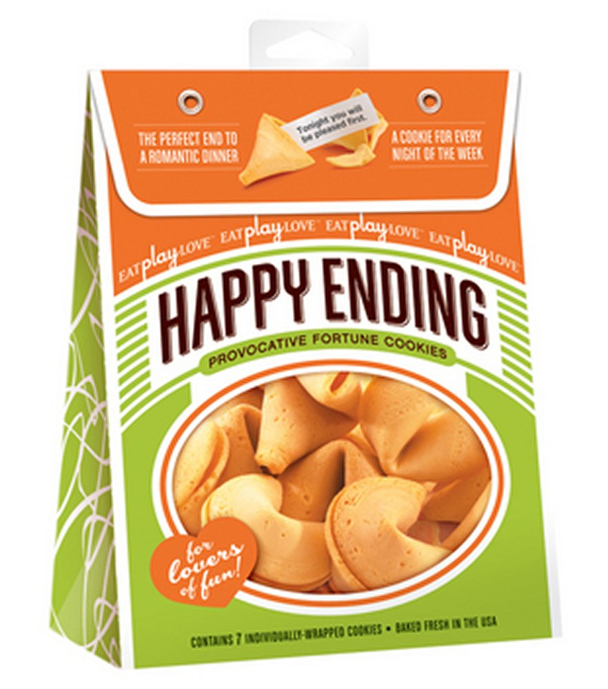Happy Ending Fortune Cookies Regular Edition