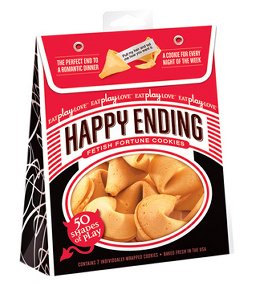 Happy Ending Fortune Cookies 50 Shades of Play Edition