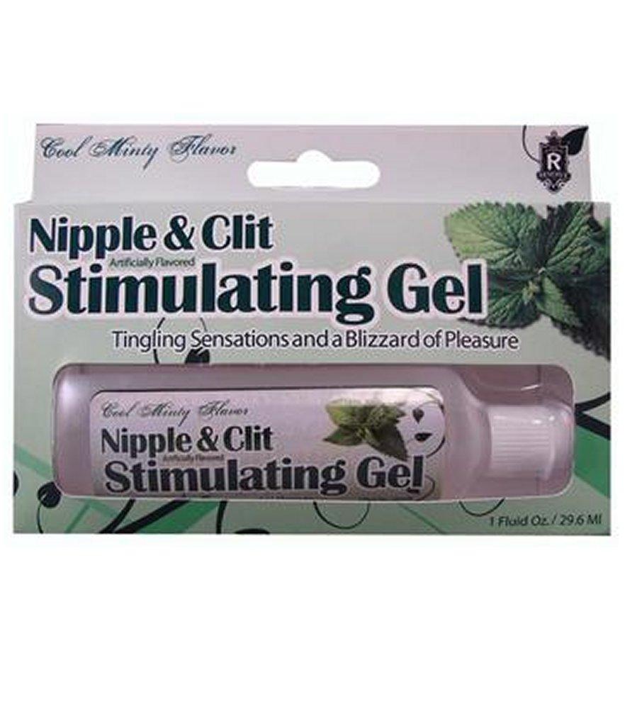 Nipple and Clit Mint Stimulating Gel