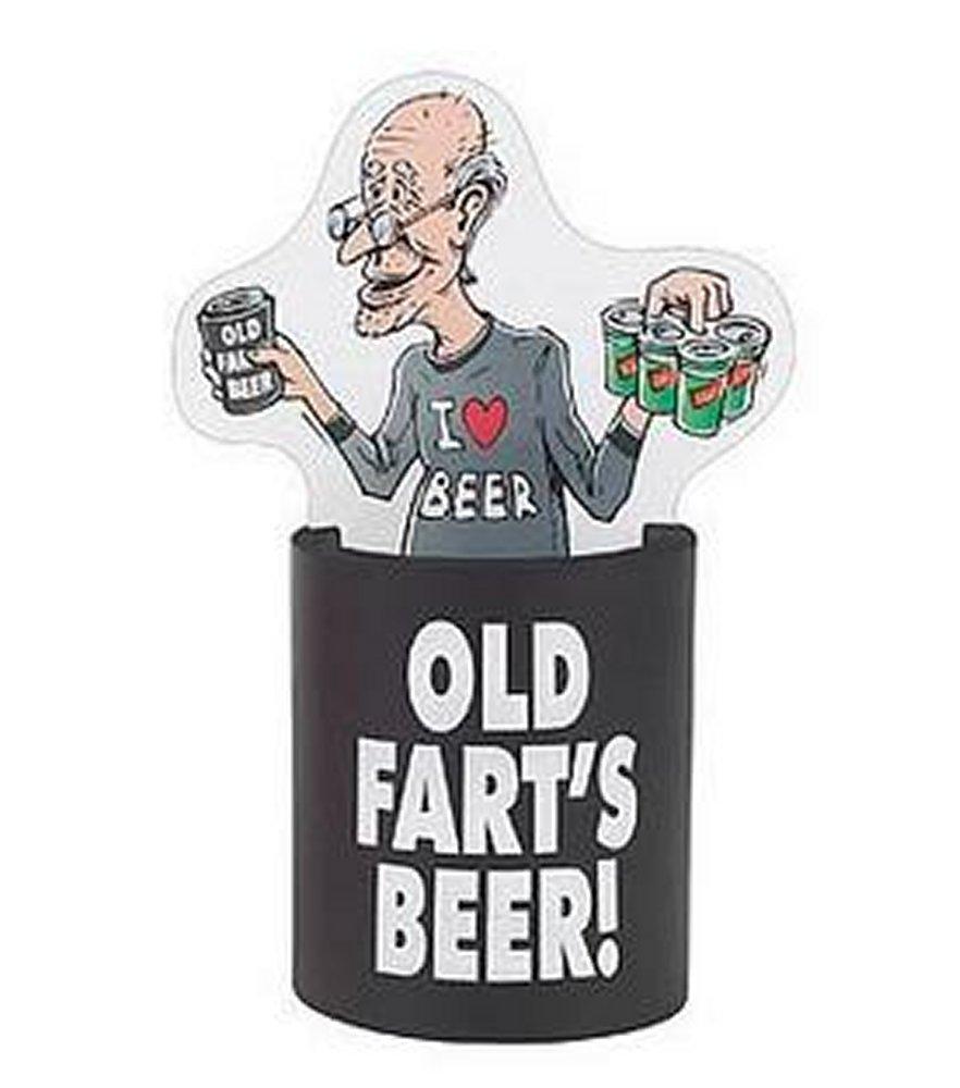 Old Farts Beer Beverage Cooler