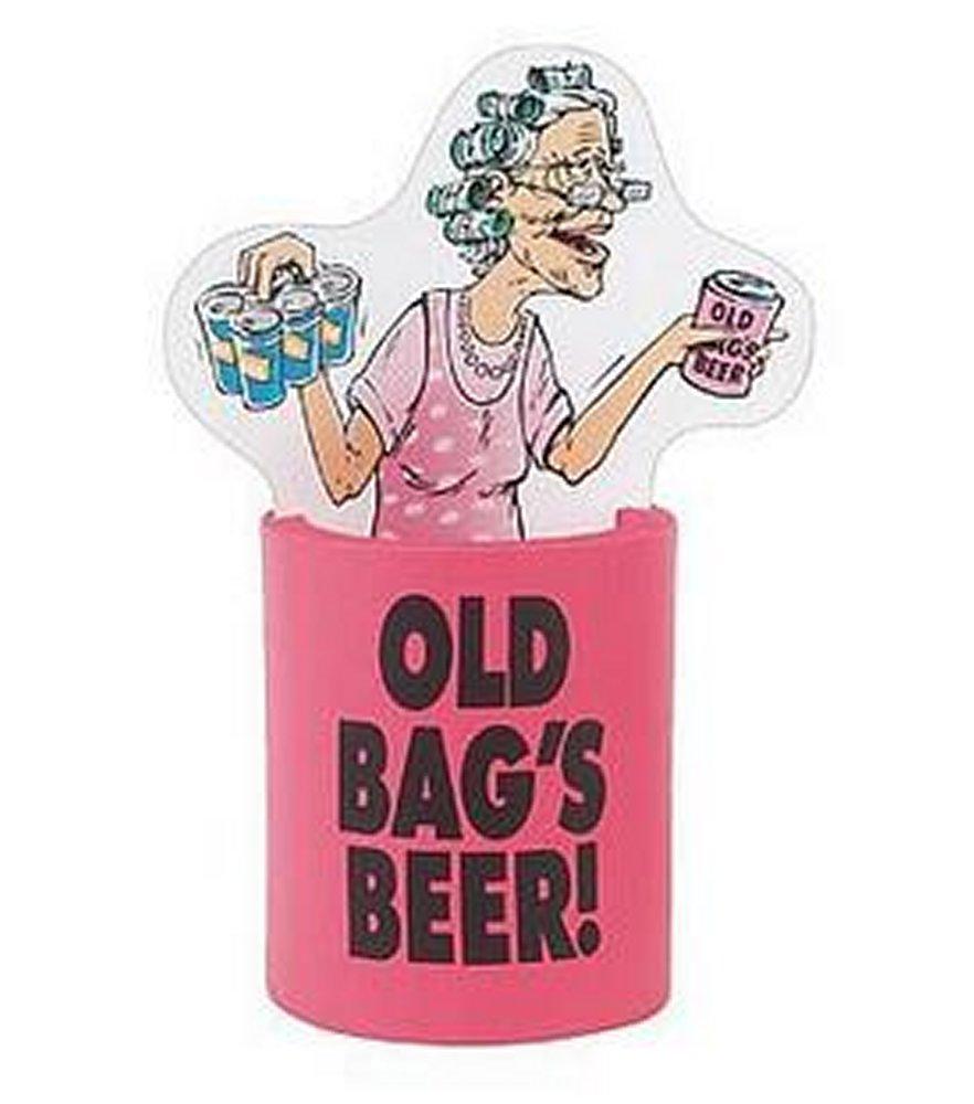 Old Bags Beer Beverage Cooler