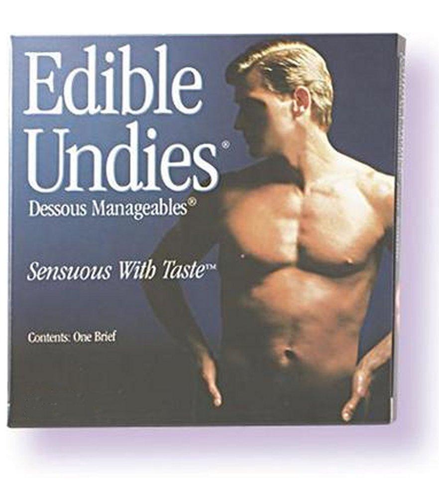 Men's Edible Cotton Candy Undies