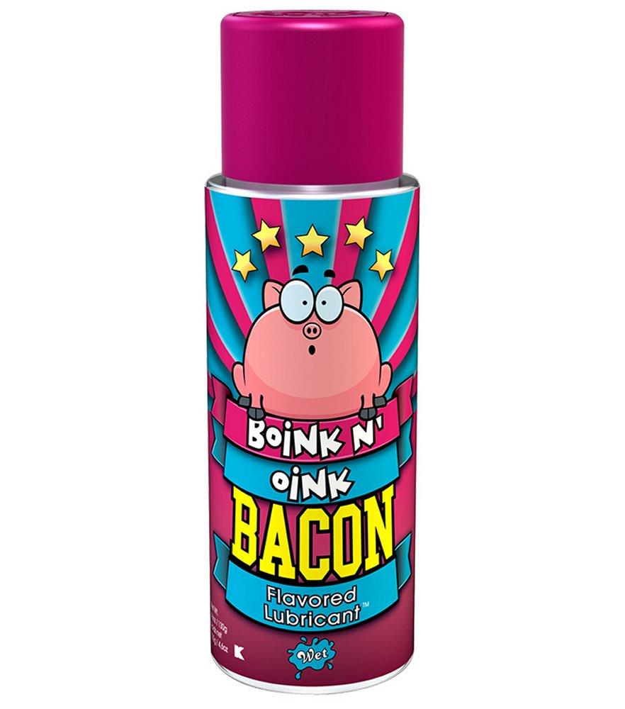 Wet Oink Bacon Lube